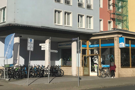 Dienstag 03.12.2019 – Bike & Snow (Weigelstraße 4)