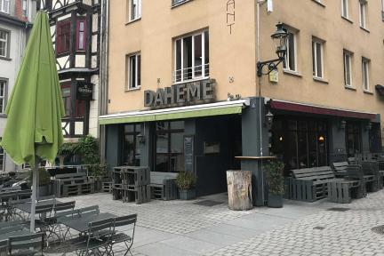 Sonntag 22.12.2019 – Daheme (Johannisplatz 15)