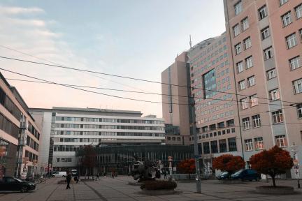 Donnerstag 12.12.2019 – Campus (Ernst-Abbe-Platz)