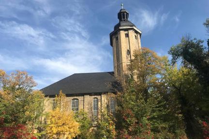 Montag 16.12.2019 – Friedenskirche (Philosophenweg 1)