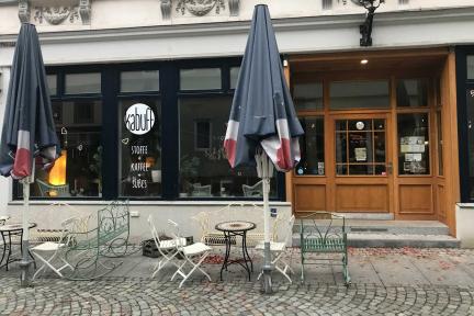 Sonnabend 21.12.2019 – kabuff café & stoffladen (Wagnergasse 11)