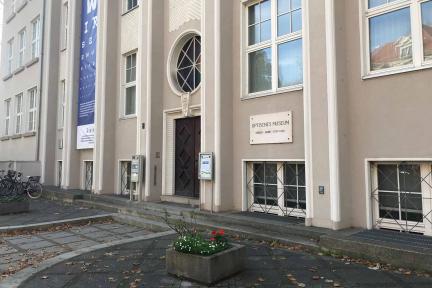 Montag 02.12.2019 – Deutsches Optisches Museum (Carl-Zeiss-Platz 12)