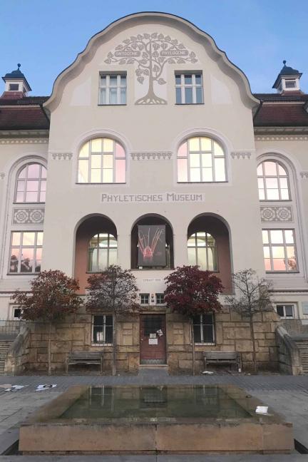 Mittwoch 11.12.2019 – Phyletisches Museum (Vor dem Neutor 1)