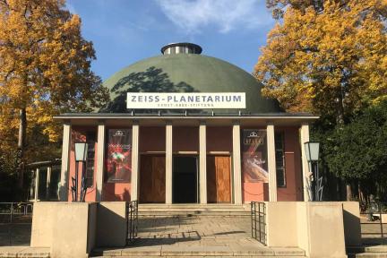 Sonnabend 14.12.2019 – Planetarium (Am Planetarium 5)