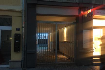 Freitag 13.12.2019 – SPD (Teichgraben 4)