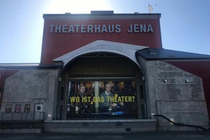 Montag 09.12.2019 – Theaterhaus Jena (Schillergäßchen 1)