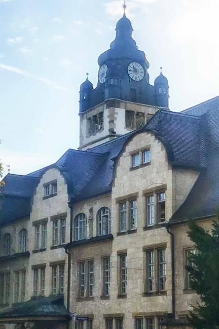 Dienstag 10.12.2019 – Uni Hauptgebäude (Fürstengraben 1)